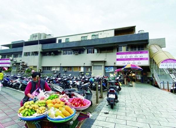 台北市,北投,北投市場,唯美包子,矮仔財滷肉飯,阿婆麵