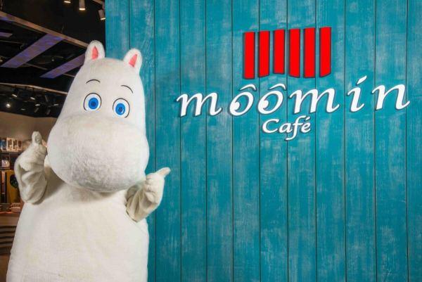 嚕嚕米,餐廳,梅花座,moomin
