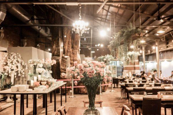 古蹟,荷造場,婚禮,異國料理,台北美食