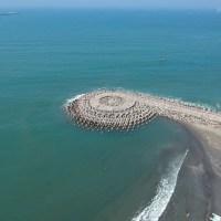 【台南.遊】遺世獨立的離島 隱身漁光島上的藝廊、禪風民宿