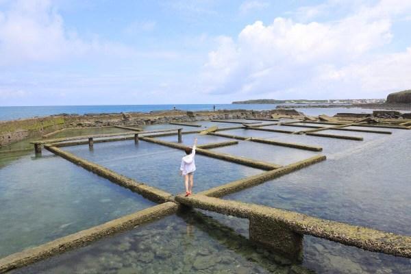 澎湖,離島,南方四島,漁市場,藍洞,池西石瀑