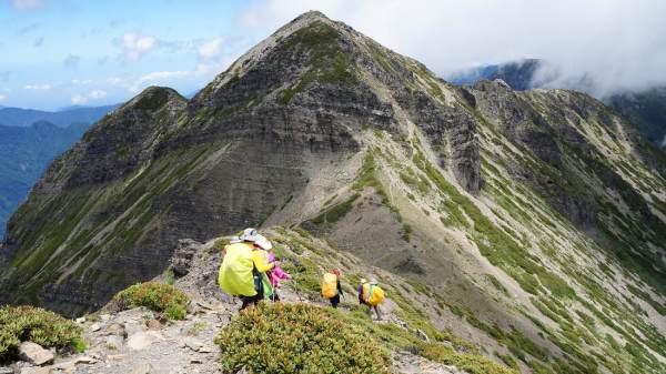 KOL,登山,山林行程,奧丁丁