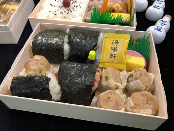 日本,橫濱,燒賣,台北車站,偽出國,崎陽軒