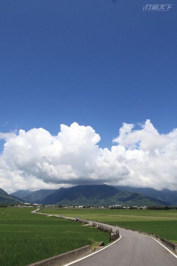 台東,縱谷,米鄉,池上,公路旅行,伯朗大道,一日遊