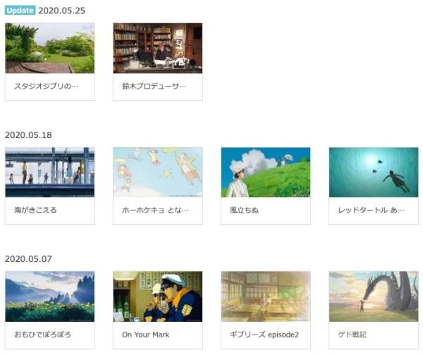 吉卜力,動畫劇照,手機桌布,視訊會議背景,著作權