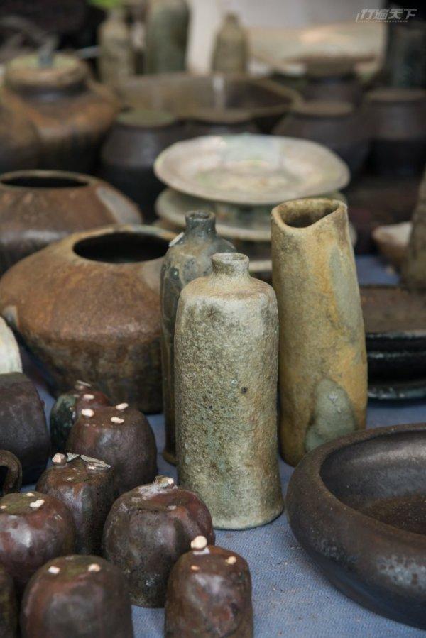 台東,窯燒,石梯窯,小圓
