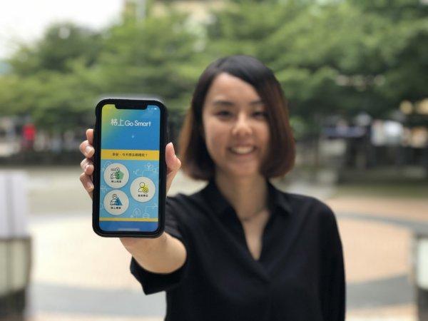 app,go smart,移動台灣隊,we mo,代駕,共享,扛得住