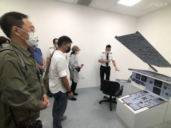 台灣虎航,飛行體驗,駕駛飛機,現役機師,模擬機,體驗營