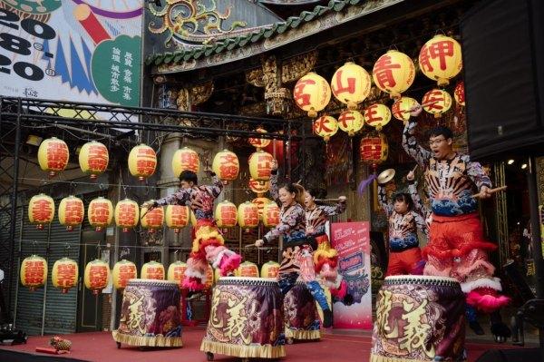 萬華,艋舺,青山宮,北港媽,白沙屯媽,在地文華,宗教活動,廟會