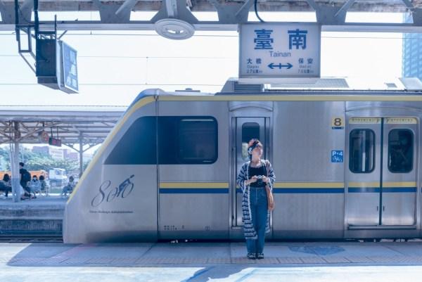 台灣最西,極西,火車站,台南站,延齡堂,手艸生活,碰烘餅