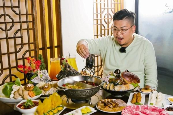 火鍋,牛園火鍋,台南美食,美食部落客,愛吃輝,吃貨推薦,海鮮直送,痛風鍋