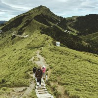 南投旅遊|美得不像台灣!10分鐘就能攻頂的百岳 肉腳也能輕鬆爬
