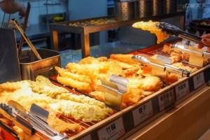松葉蟹,烏龍麵,宮武讚岐烏龍麵,天婦羅,炸蝦
