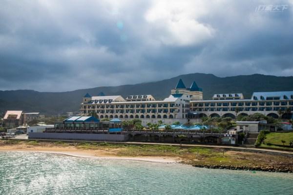 福隆,熱帶,東南亞,福容大飯店,海洋溫泉,看海房