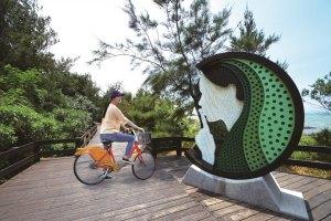 北海岸,雙灣自行車道,不能說的秘密