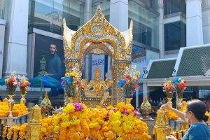 沒事不要出門,線上旅遊,泰國,曼谷,四面佛
