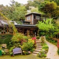 苗栗旅遊|橄欖樹園裡的夢幻小屋 很像走進童話世界