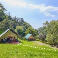 野奢露營|隱密在關西山區的豪華露營地 連名人都愛來的渡假莊園