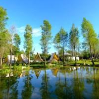 高雄旅遊|像是走進歐洲浪漫小鎮 享受度假露營風及美食