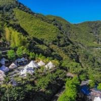 台中旅遊|在海拔1000公尺的原始山林露營享用在地食材 戶外體驗當地職人教你手作