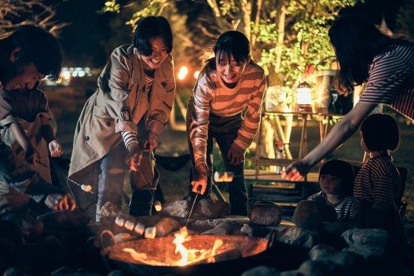 宜蘭,礁溪老爺,野奢露營,露營車,野營