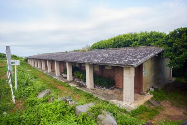 新北,石門,半島秘境,私人半島,野奢露營,神殿帳