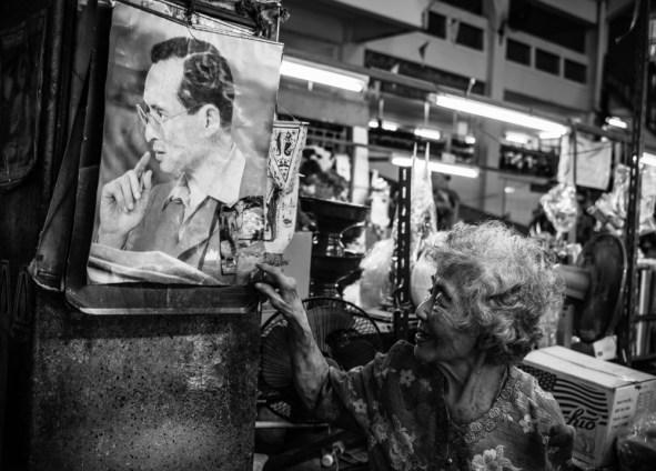 Tajlandia w żałobie po śmierci króla Bhumibola Adulyadeja