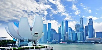 Oszałamiający Singapur
