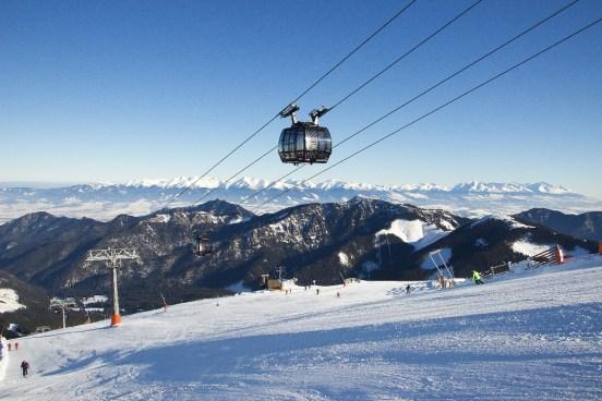 Nowości zimowe na Słowacji