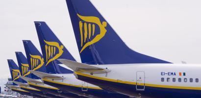 Wielka kwietniowa wyprzedaż w Ryanair – tylko dziś!