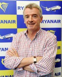 Ryanair planuje rozpoczęcie działalności w lotach czarterowych
