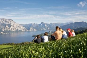 Austria – Jezioro Traunsee i magia wzgórz