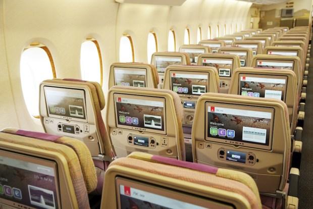 Emirates – najlepszy system rozrywki pokładowej na gali Skytrax World Airline Awards