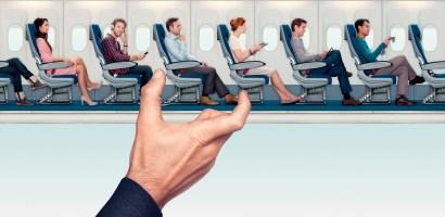 Mini-przewodnik jak wybrać miejsce w samolotach Air France i KLM