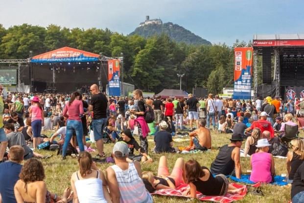 Festiwal muzyczny Zamki Czeskie