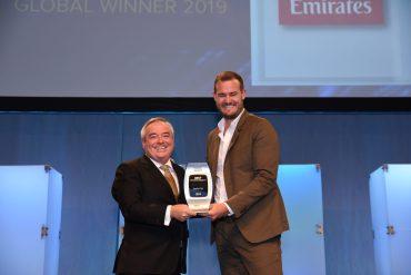 Linie Emirates wyróżnione za najlepszą rozrywkę pokładową