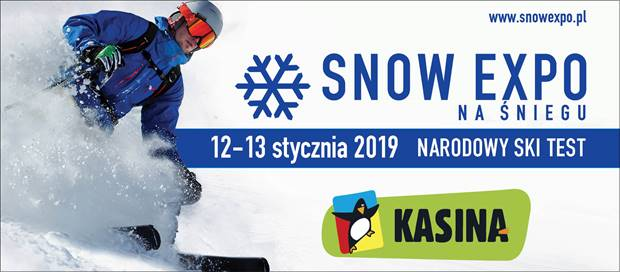 Darmowe testowanie nart podczas NARODOWEGO SKI TESTU w Kasina SKI
