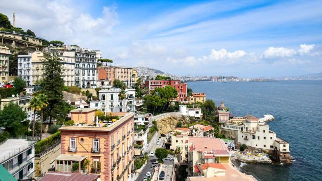 Odkryjcie Neapol dzięki nowemu połączeniu KLM