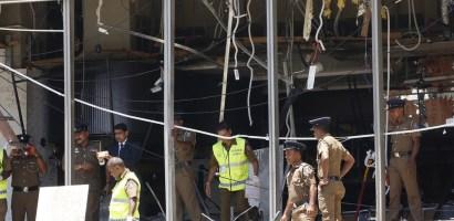 Zamachy na Sri Lance, eksplozje w kościołach i hotelach, wiele ofiar