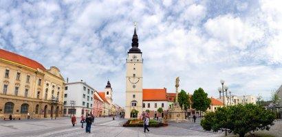 Trnawa, słowacki skarb