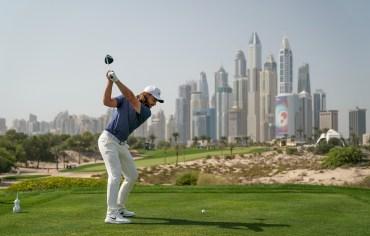 Dubaj dla golfistów