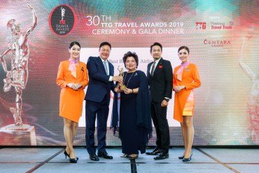 30 Years On, TTG Travel Awards Continues to Honour The Achievements of Travel Trade Elites