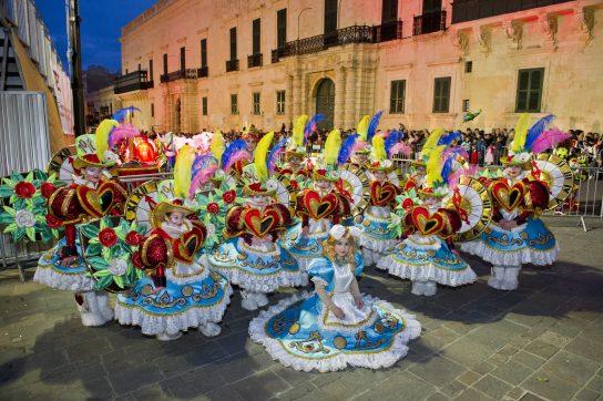 Karnawał na Malcie