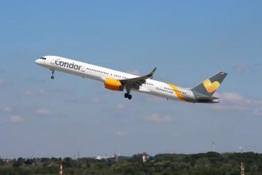 LOT przejmuje niemiecką linię lotniczą Condor