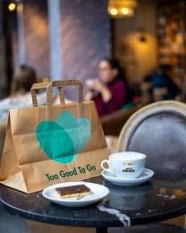 Kawiarnie Green Caffè Nero pokazują jak nie marnować jedzenia