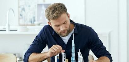Zwiedzaj świat z klockami LEGO. Wersja dla dorosłych