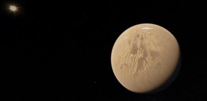 Lot na Marsa w zaledwie trzy miesiące