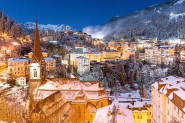 Austriacki Gastein kusi narciarzy i nie tylko