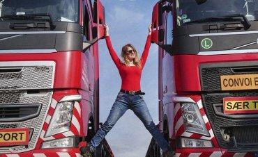 Trucking Girl czyli ciężarówką przez świat