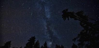 Wciąż można zobaczyć spadające gwiazdy